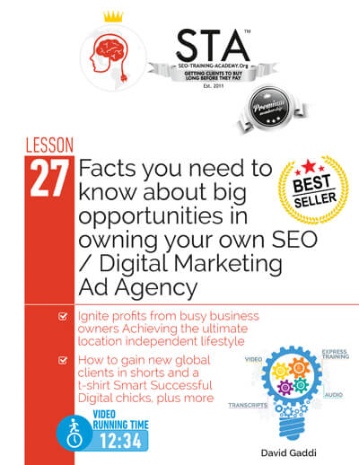 , Seo-Training-Academy.Org™ Getting High Net Worth Clients Clients To Buy Long Before They Pay